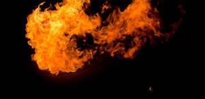 42 Fireball of Flame Fire