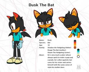 Request _ Dusk The Bat _ Ref