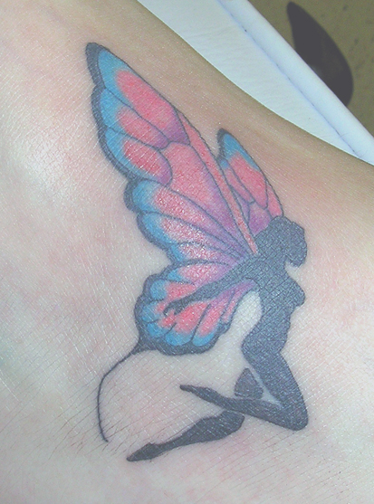 Fairy Tattoo Picture 4