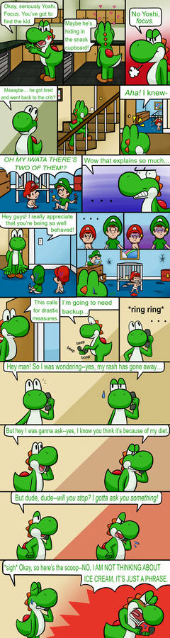 Babysittin' Page 7