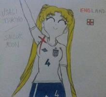[REQUEST] Usagi Tsukino/Sailor Moon - England by Yuri-SPFC