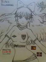 Blake Belladonna - Athletic Club de Bilbao (unc.) by Yuri-SPFC