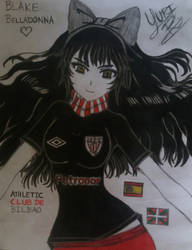Blake Belladonna - Athletic Club de Bilbao