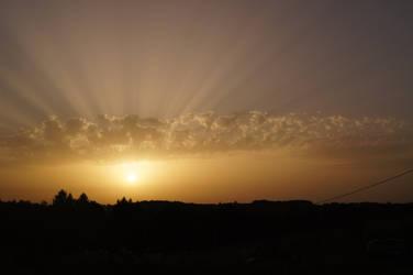 Empire of the setting sun by DisturbedAzura