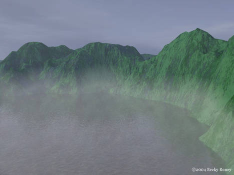 Curved Mist