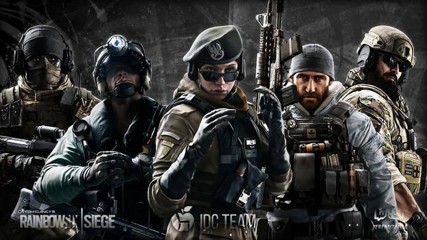 Idc Team R6Siege