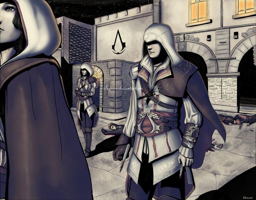 Assassins by Elnawen