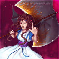 Commission: Attilah by Elnawen