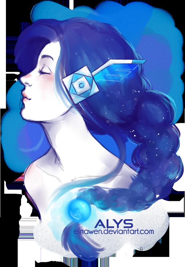 ALYS by Elnawen