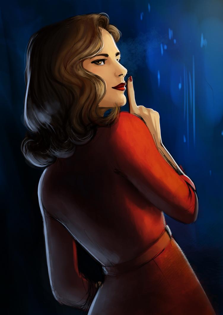 Agent Carter by Elnawen