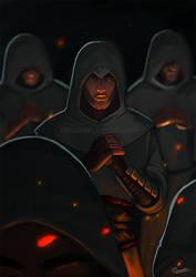 Altair by Elnawen
