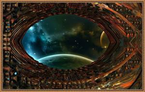 Un Oeil Vers l' Infini by heyday93