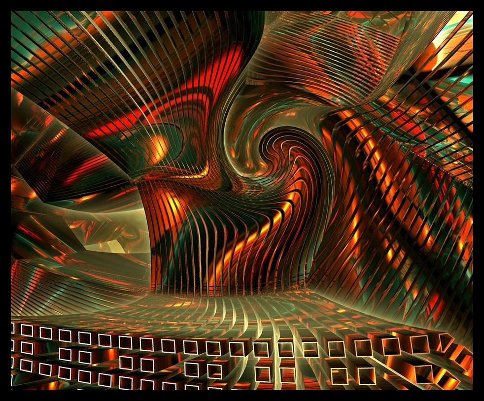 Mathematical  Dimension by heyday93