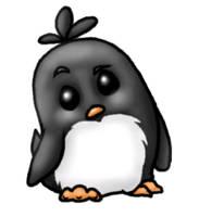 Little Penguin by AnimalGal19