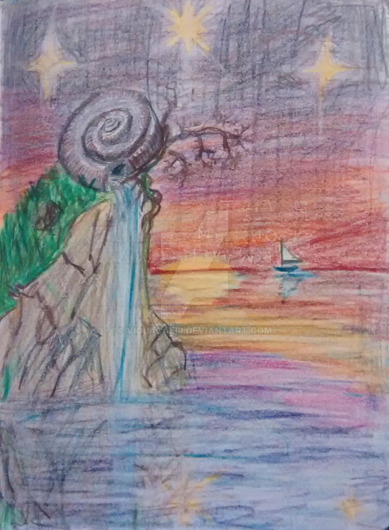 Untitled - Art Journal by ViolaCaeli