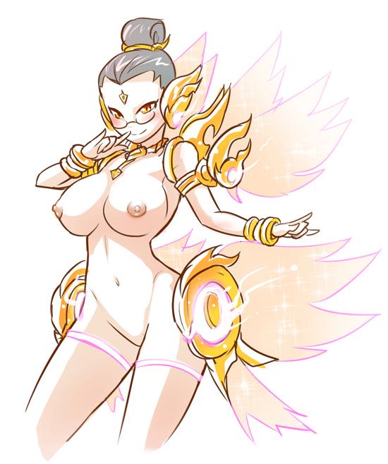 doodle Ginnari in sci-fi by kabutoro