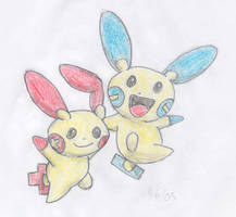 Pokemon by Ying91