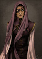 Amalia Hildegarde by Lowenael