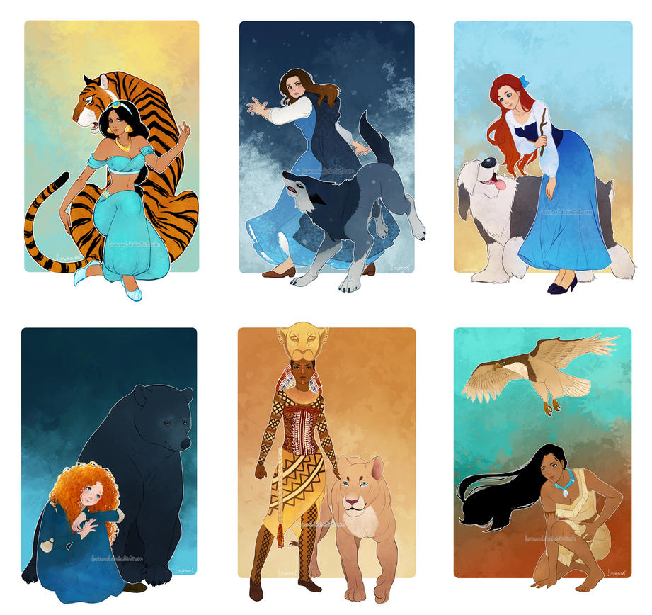 Beauties and Beasts by Lowenael