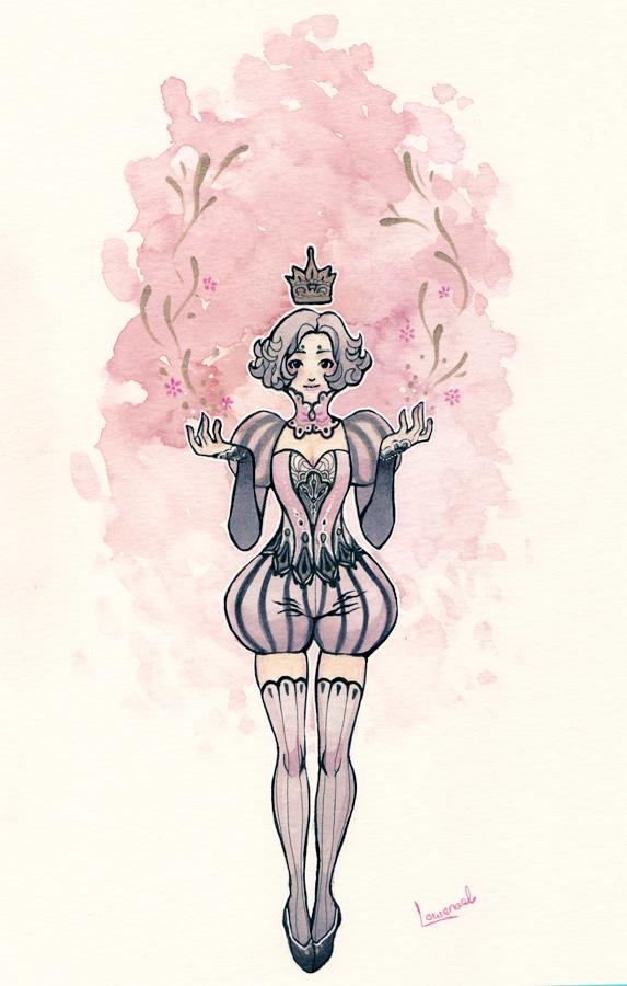 The Porcelain Empress by Lowenael