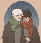 Winter Drarry