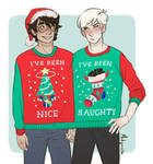 Have a Very Drarry xmas