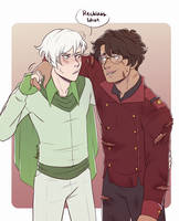 Drarry - Reckless Idiot by midgaardian