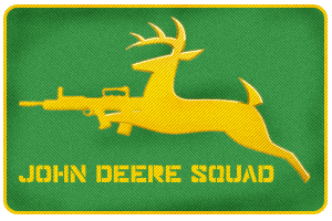 John Deere Squad Patch by Divictus