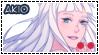 Stamp Commission - Akio Kaguya Stamp by Crimson-Kunoichi