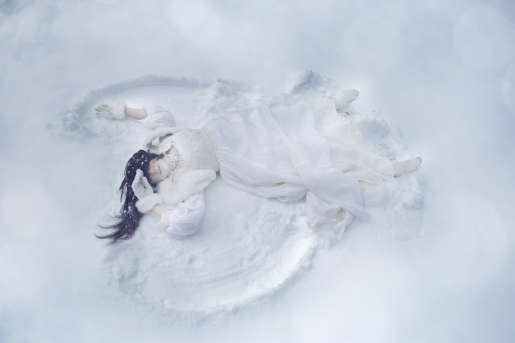 Snow Angel by girltripped