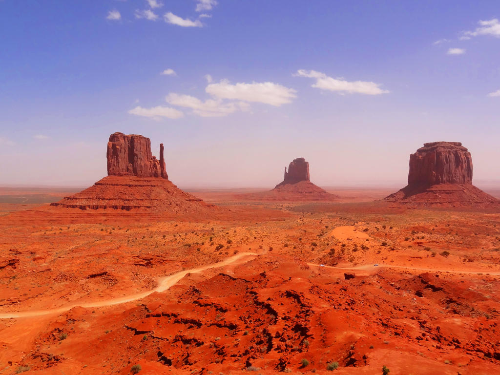 View of the wild west by alisehansen