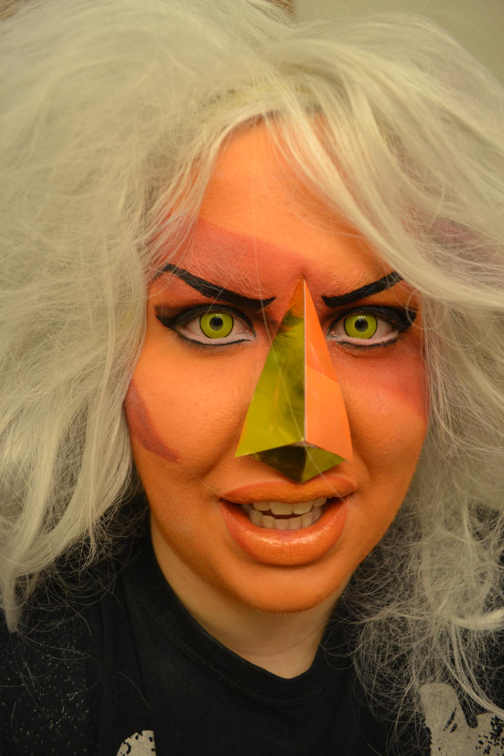 Jasper Makeup Test by RaaBee