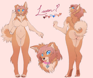 Luan Ref by darkeifie