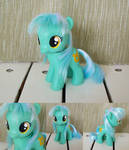 Filly Lyra and/or Heartstrings Custom