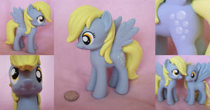 Design-A-Pony Derpy Custom Repaint by psaply