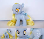 Derpy Hooves/Ditzy Doo Filly custom