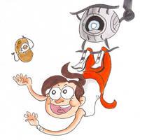 Robo FUN by IncenteFalconer