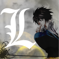 L- Death Note by Middlenameless