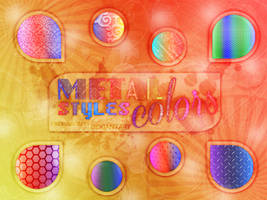 + MetalColors |STYLES| + by fireburnsbaby