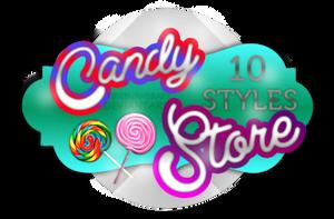 + CandyStore |ORIGINAL STYLES| + by fireburnsbaby