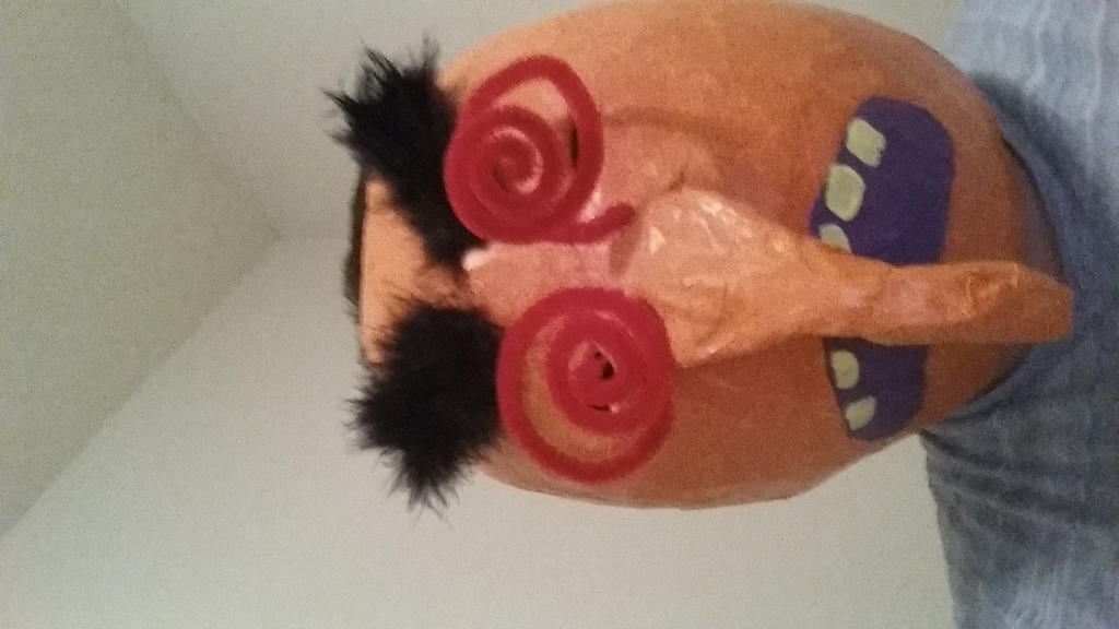 Old Mask I Made by KosherDelhi