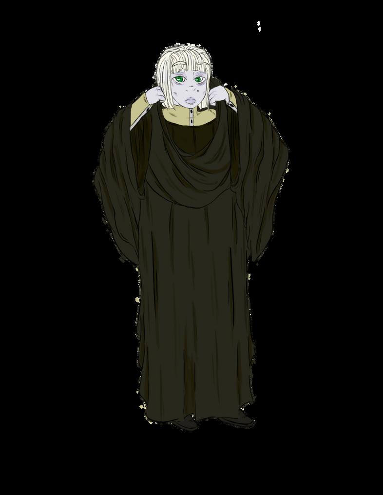 Sister Anita Revamp by DarkMagicTraffic