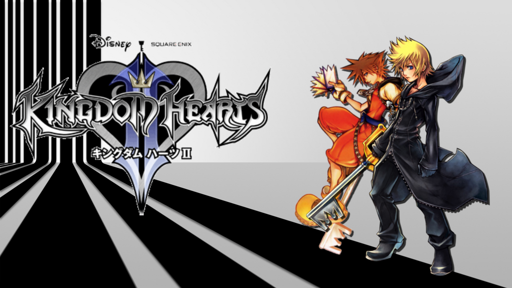 Sora And Roxas Wallpaper Remake By Sky Note On DeviantArt
