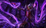 World of Warcraft: Blood Elf Shadowpriest