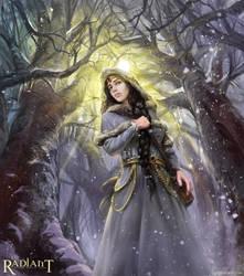 Aurelia, Living Saint