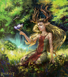 Brighid, Fae Enchantress