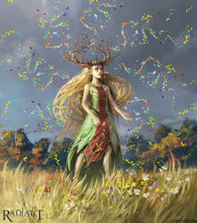 Brighid, Faerie Queen