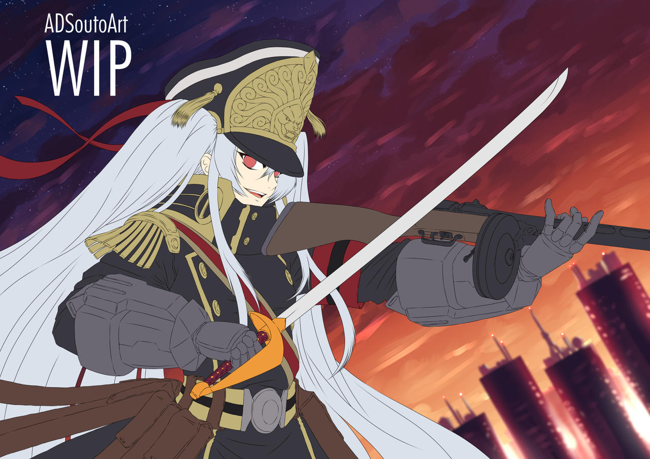 WIP Altair by ADSouto