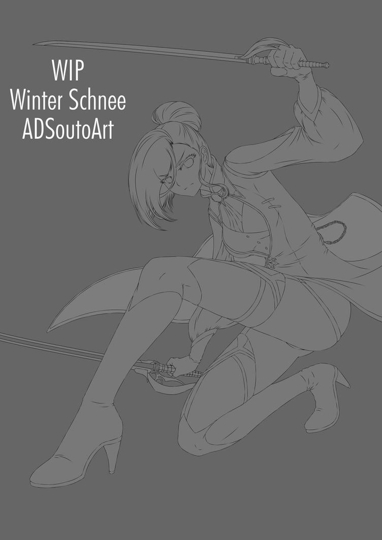 WIP Winter Schnee by ADSouto