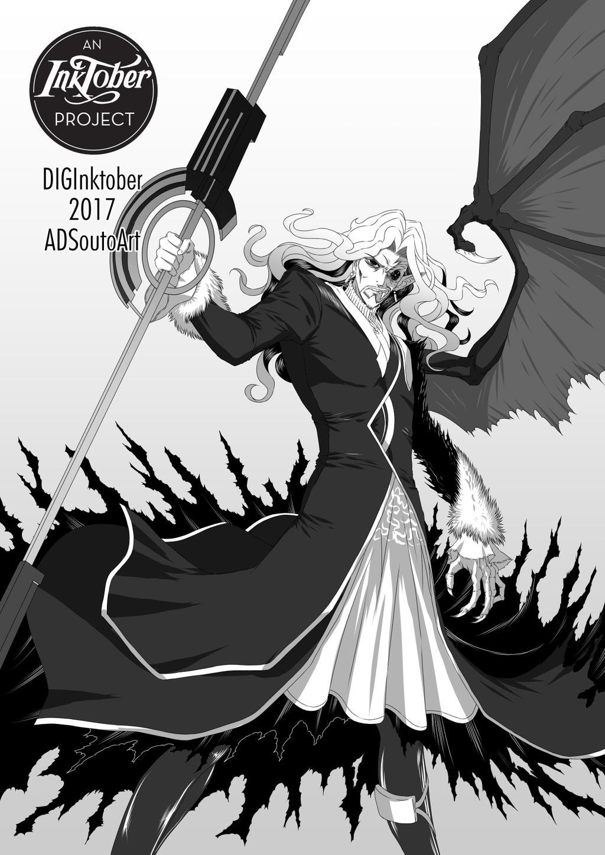 Lancer: Vlad Tepes by ADSouto